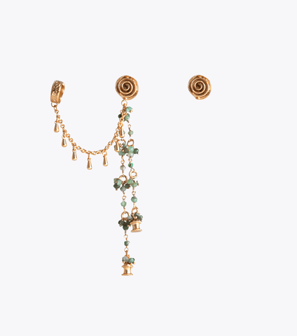 Atarraya Earrings
