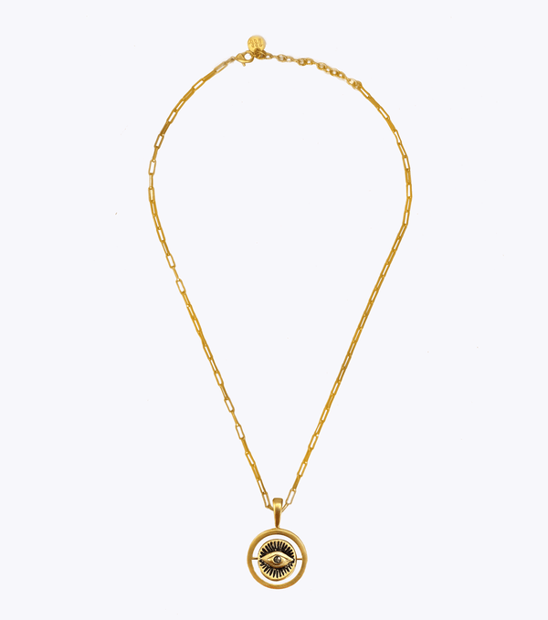 Vision Oblong Swivel Necklace