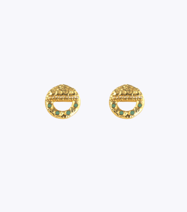Fez Earrings