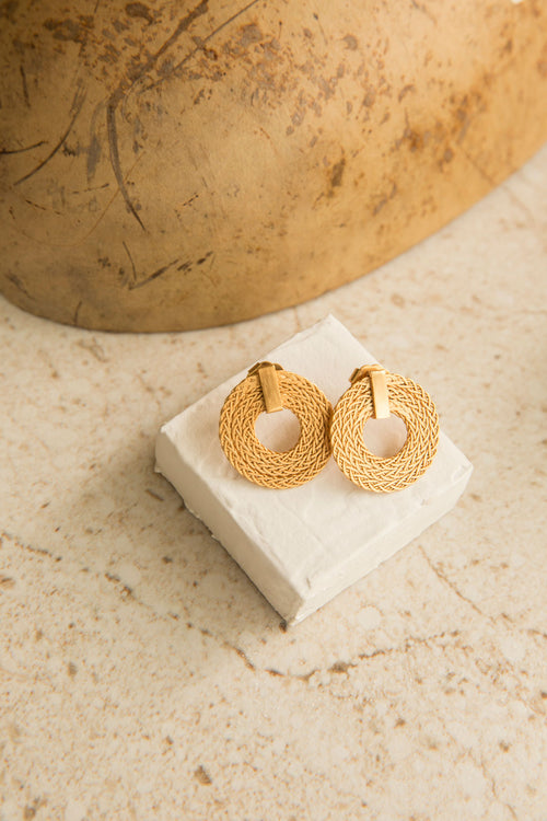 Iraka Earrings
