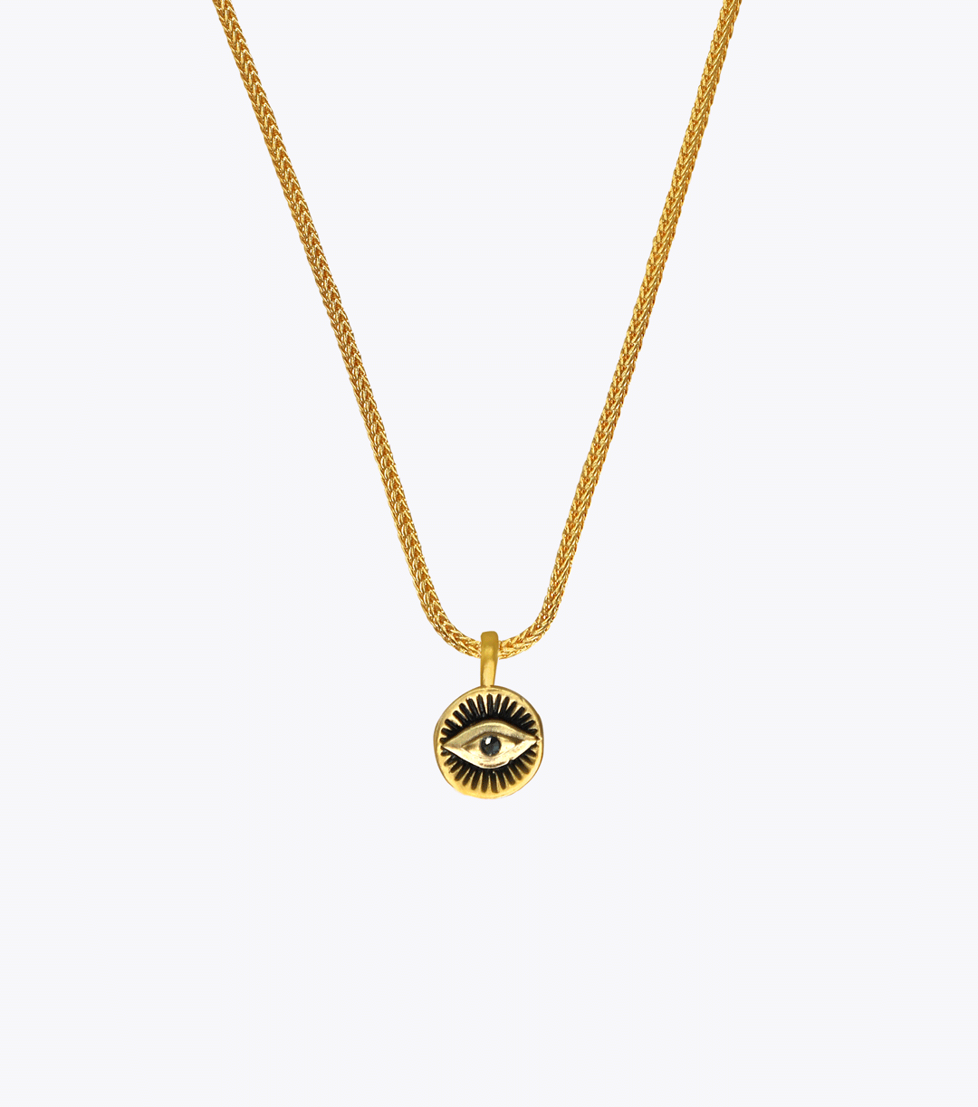 Vision Snake Chain Necklace