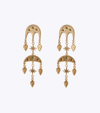Vorágine Large Earrings