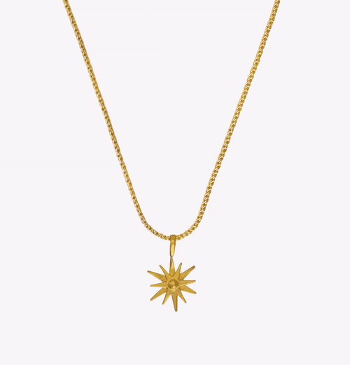 Starburst Infinito Chain Necklace