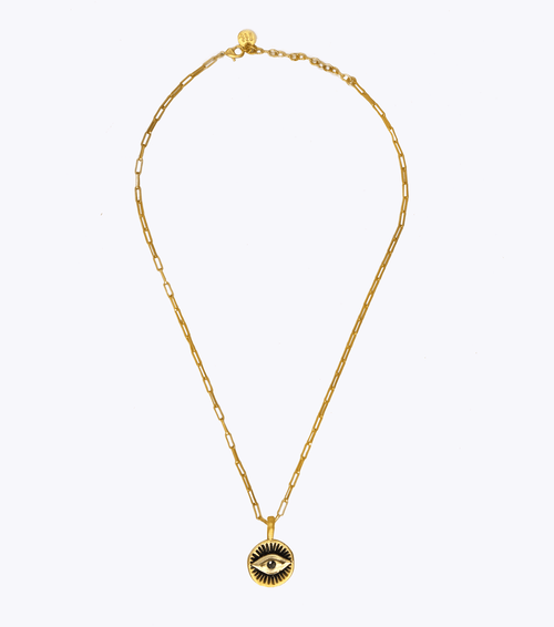 Vision Oblong Chain Necklace