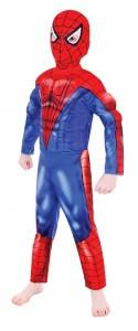 2012 Spiderman Deluxe Costume