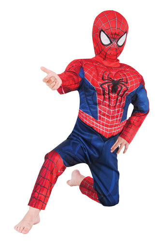 Amazing Spider-Man 2 Deluxe Boys Costume