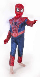 Amazing Spider-Man 2 Deluxe Light Up Boys Costume