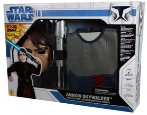 Anakin Skywalker Child Costume Large Box Set