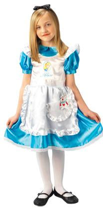 Alice In Wonderland Deluxe Child Costume