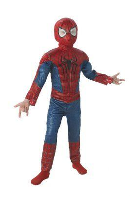 Amazing Spider-Man 2 Boys Costume