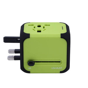 Worldwide Travel Adapter & Charger