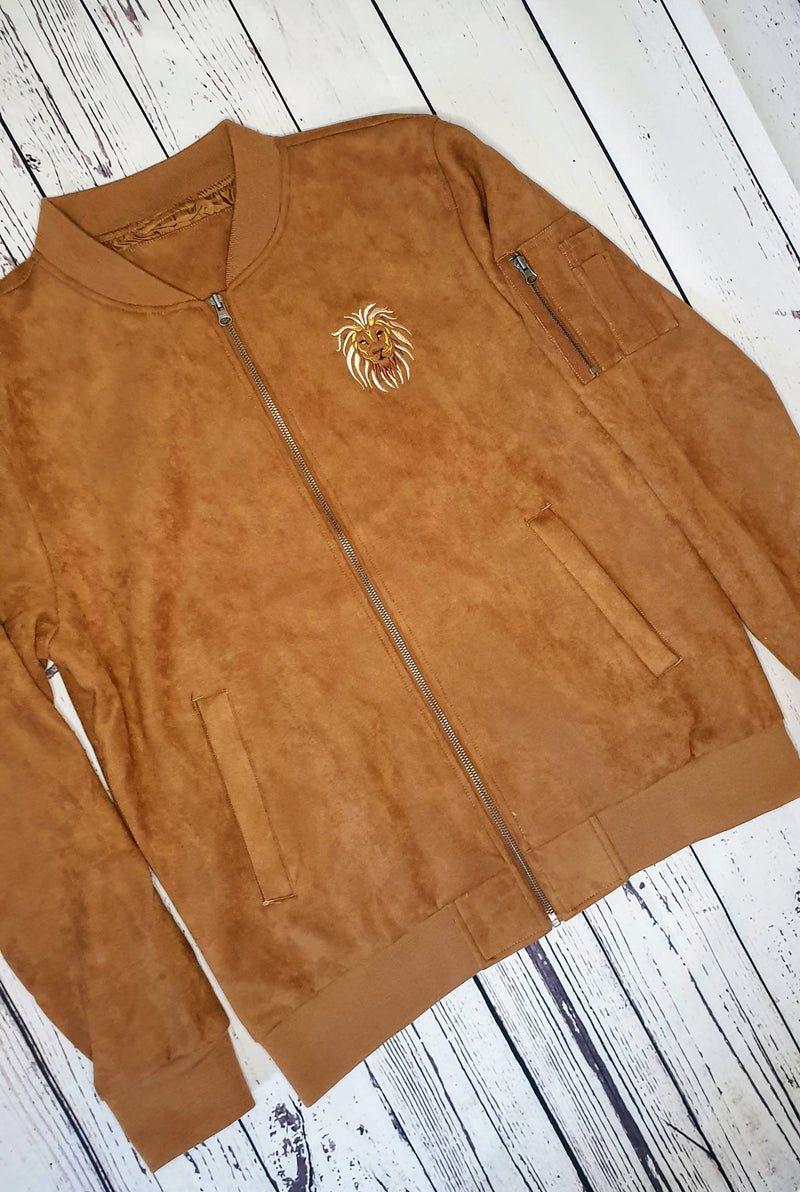 Men's Lion of Judah Bomber