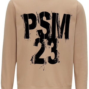 Womens PSM 23 Oversized Sweatshirt
