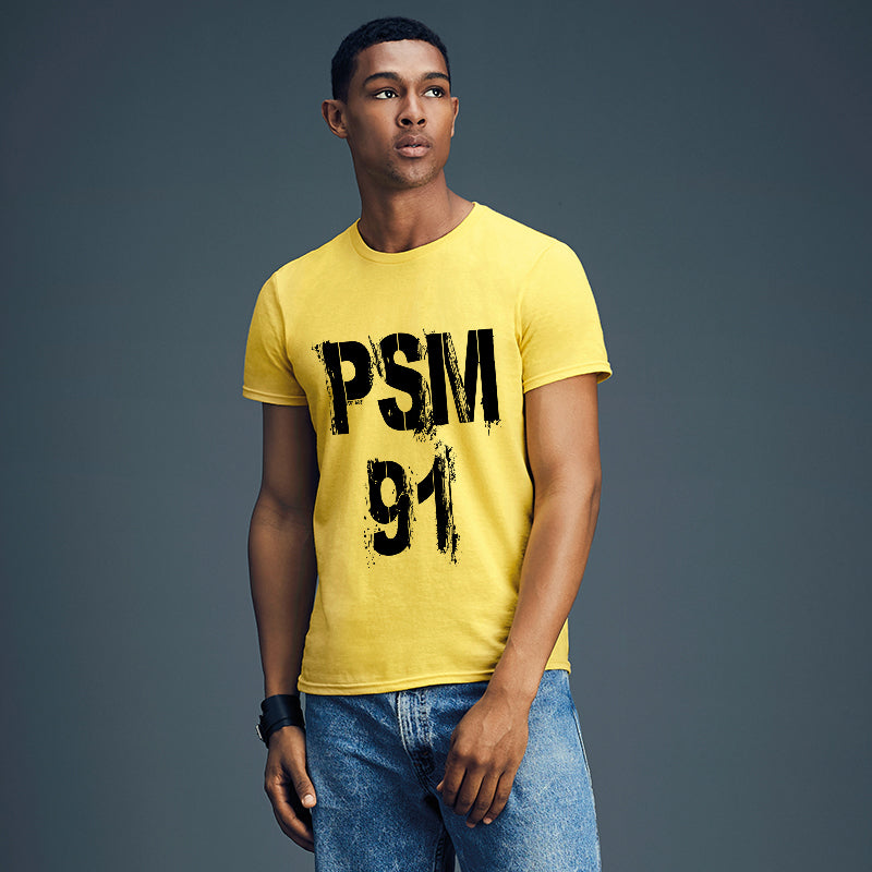 Mens PSM 91 T-Shirt S/S