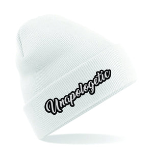 Unapologetic Cuffed Beanies