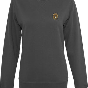 Womens Judah Tribe Light crew neck sweatshirt