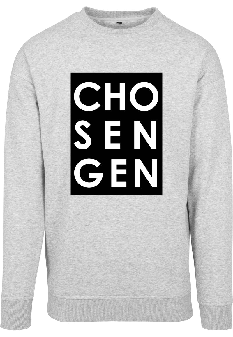 CHOSEN GEN BOX Unisex Sweatshirt (H.Grey)