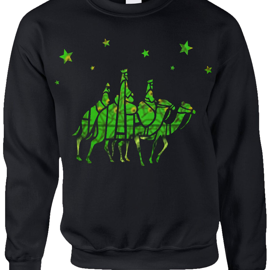 Mens WISE MEN Christmas Sweatshirt
