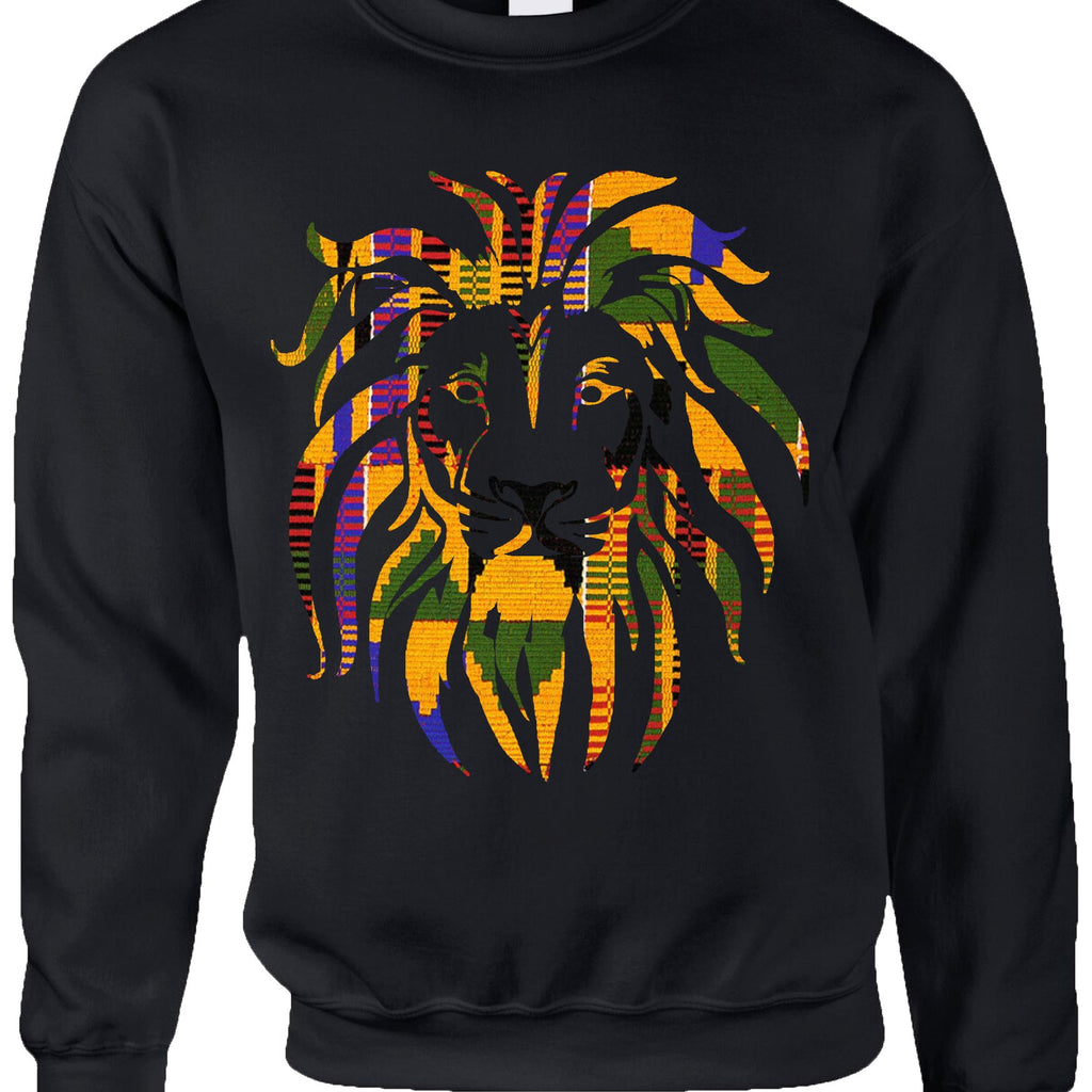 Mens LION OF JUDAH Christmas Sweatshirt