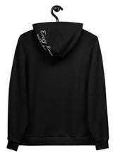 Unisex LION AND LAMB Oversized Hoodie (Black)