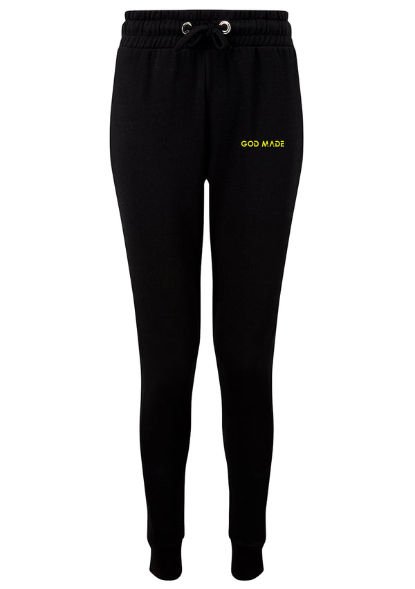 Women's God Made Joggers