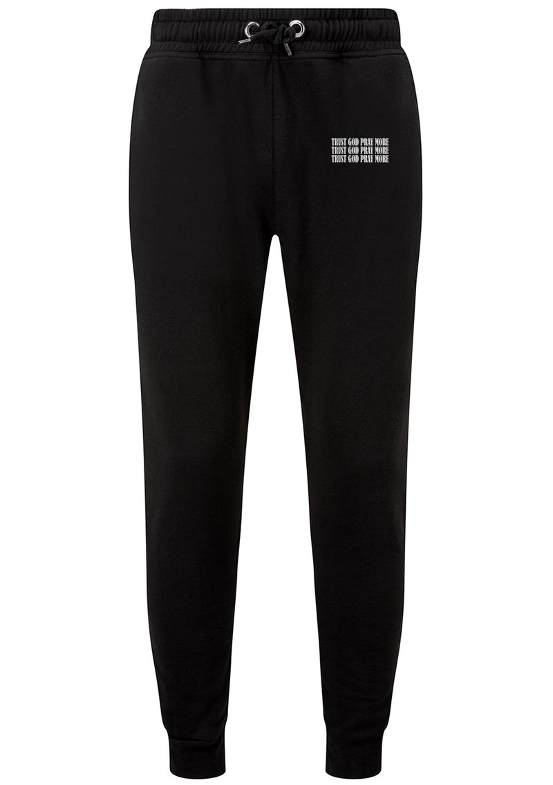 Men's Trust God fitted Joggers