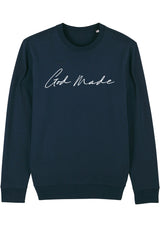 Unisex God Made crew neck sweatshirt