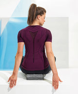 Women's Trust God seamless '3D fit' multi-sport reveal sports top