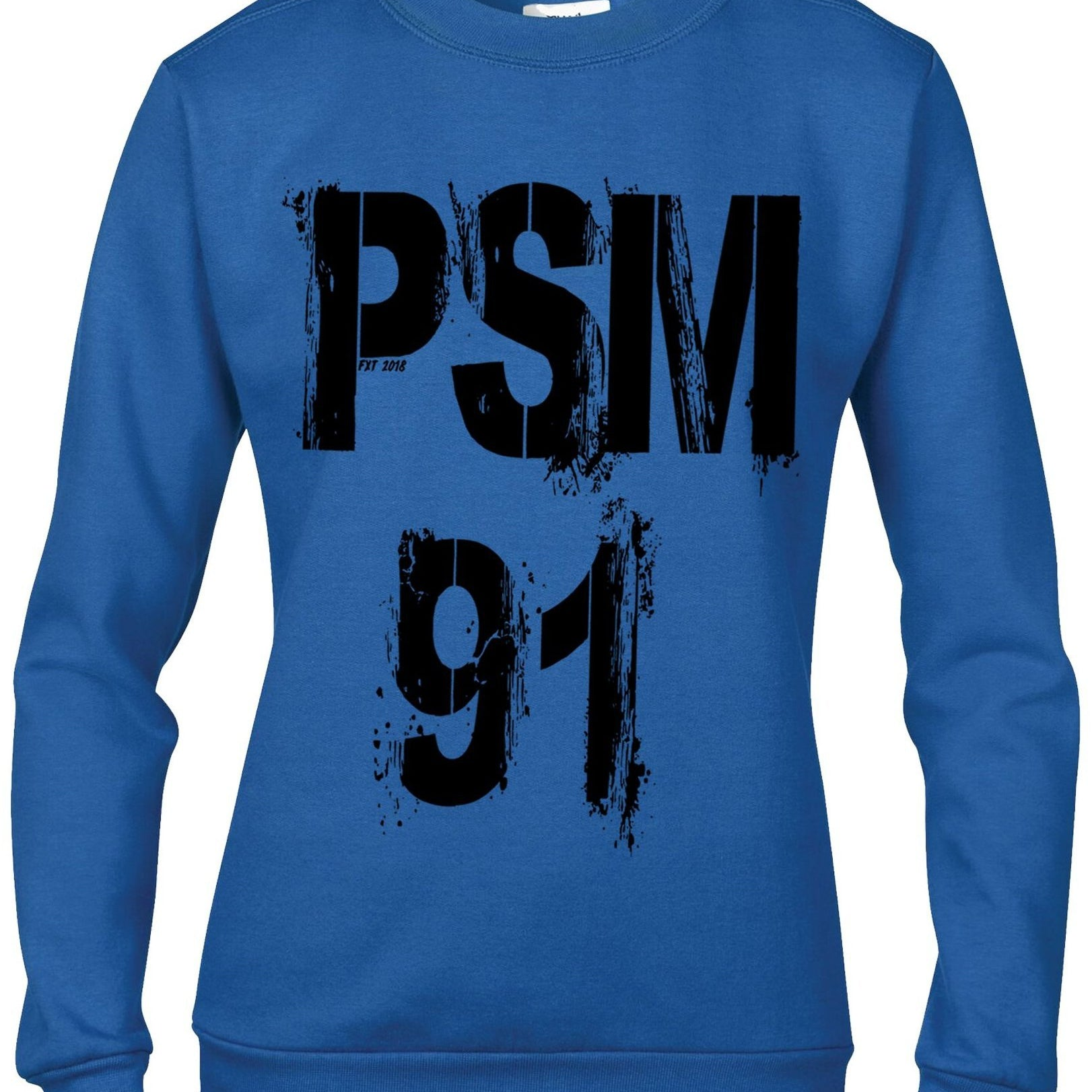 Womens PSM 91 Oversized Sweatshirt
