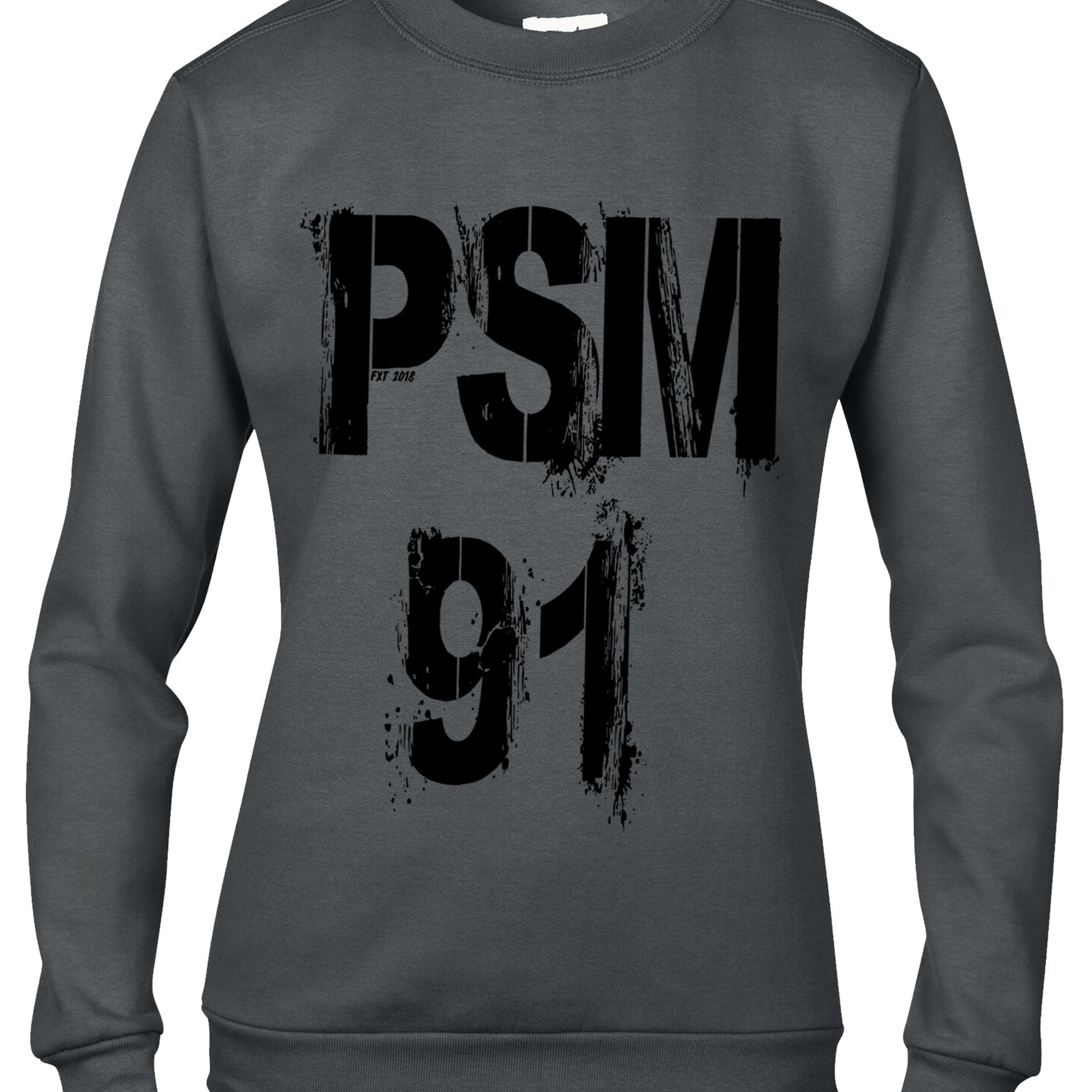 Mens PSM 91 Set-In Sweatshirt