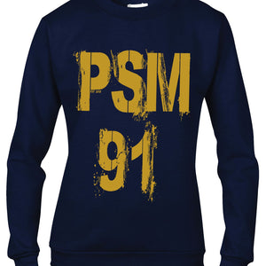 Womens PSM 91 Sweatshirt
