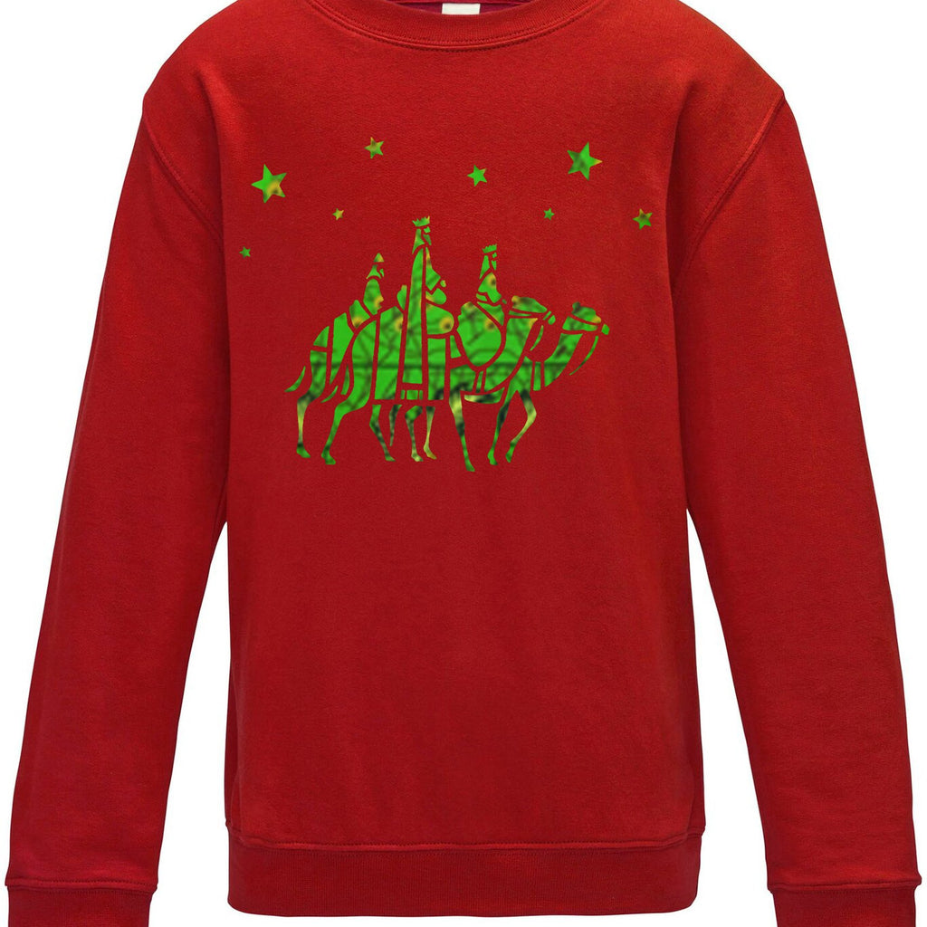 Kids WISE MEN Christmas Sweatshirt