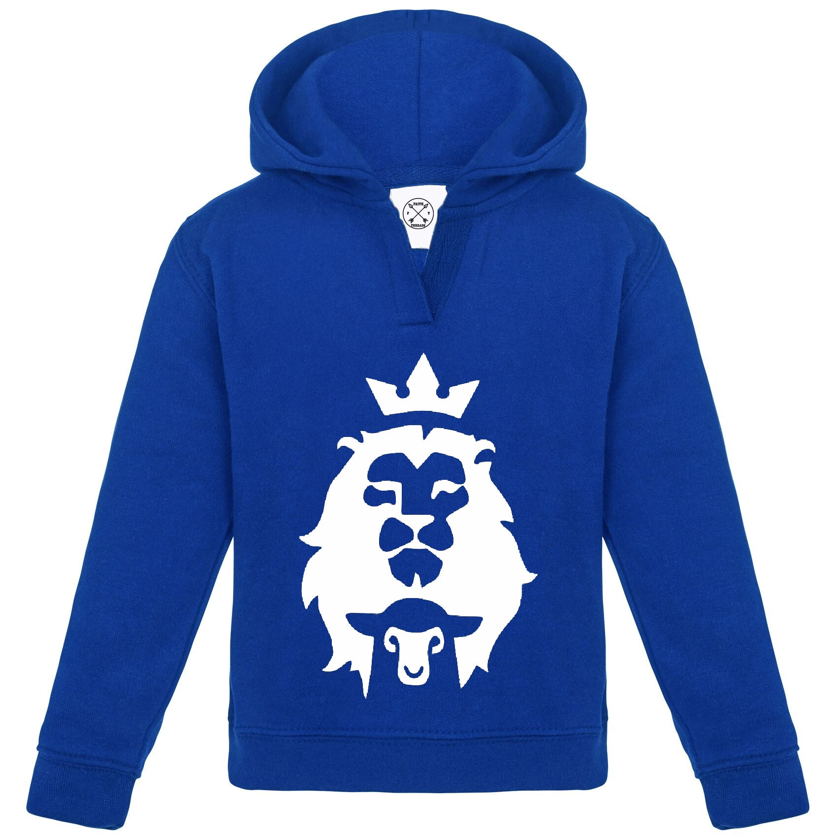 Toddlers LION AND LAMB Hoodie