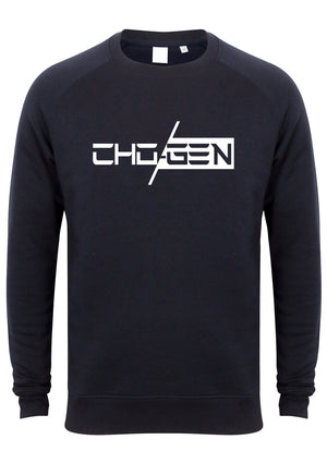 CHOGEN Unisex Slim Fit Sweatshirt (Navy)