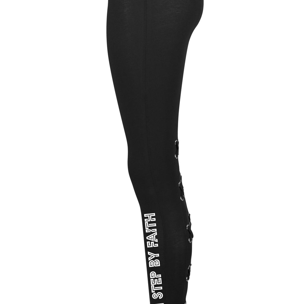 Womens ESBF Laced up leggings