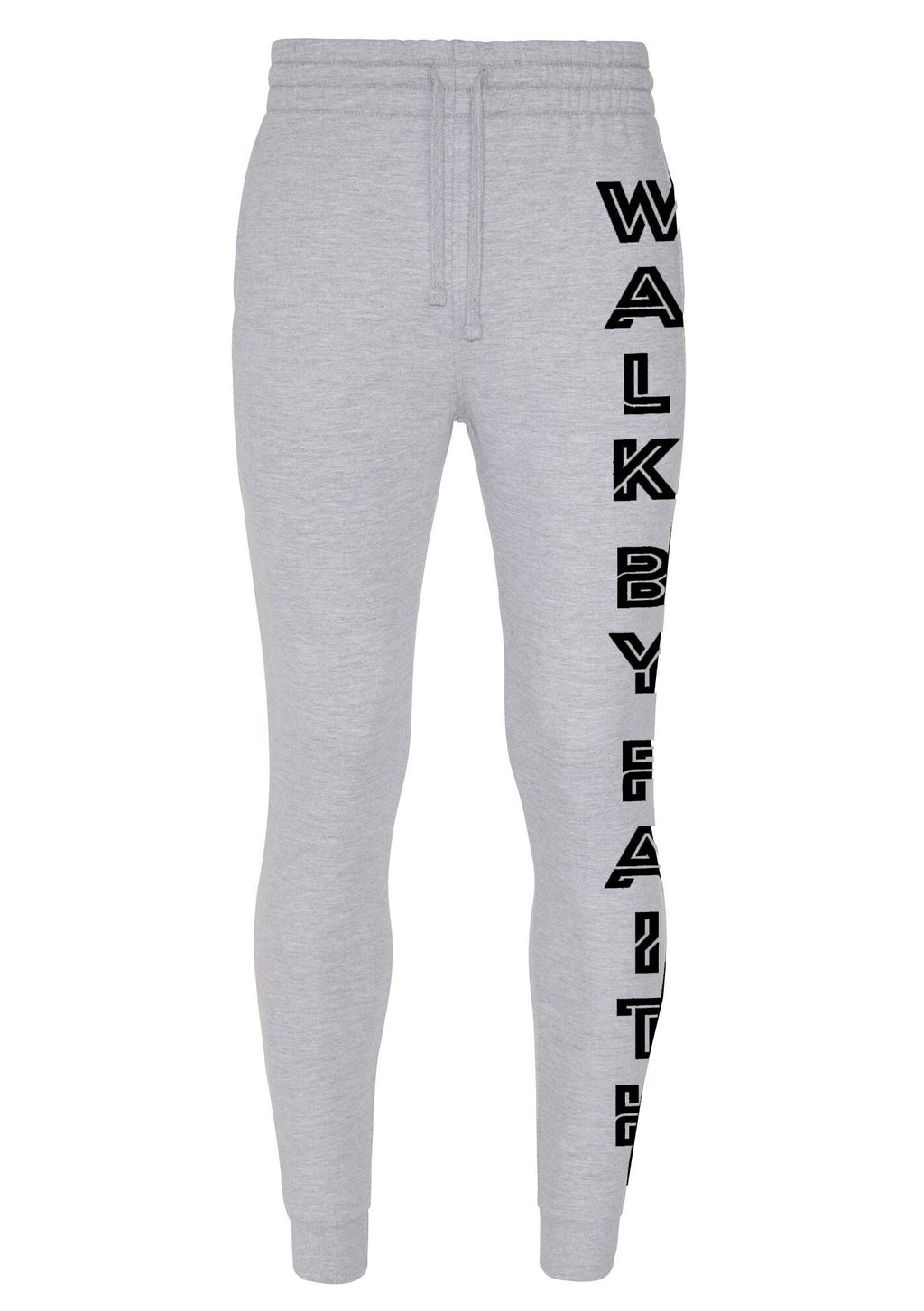 Womens WBF tapered Track Pants (Heather)