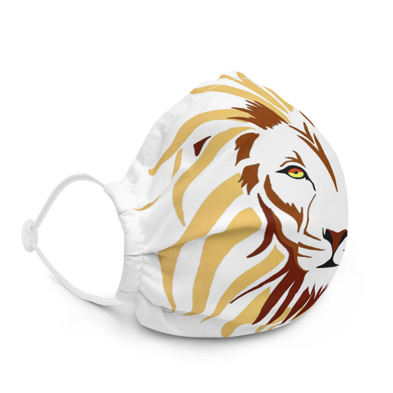 Lion Premium face mask