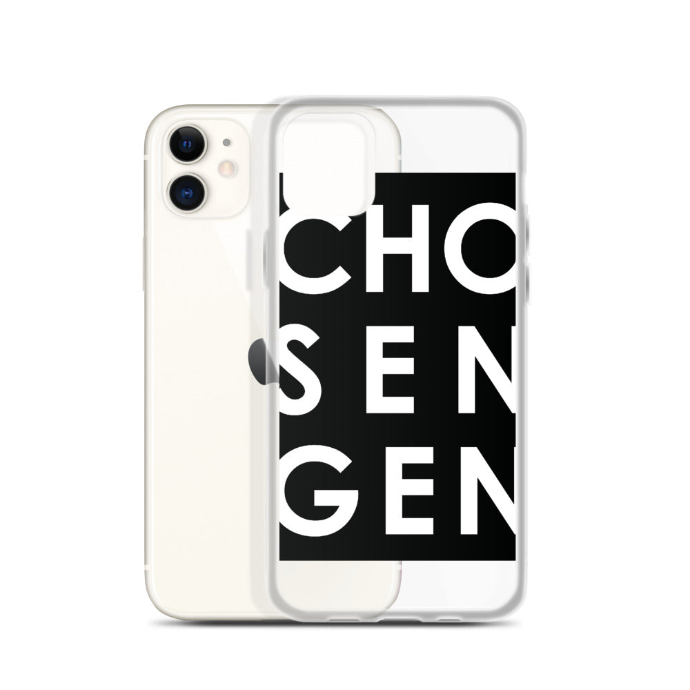 CHOSEN GEN iPhone Case