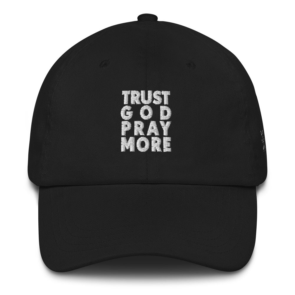 TRUST GOD Dad hat