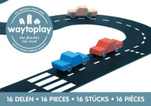 Way to play - Landevei 16 deler