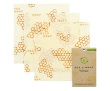 Bee's Wrap 3-pk medium bivoksark