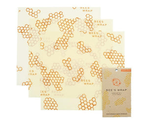 Bee's Wrap 3-pk large bivoksark