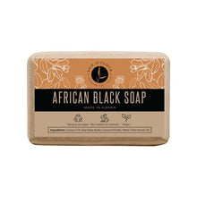 Eco o'clock African Black Soap
