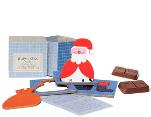 Play in choc «Kinderegg» -Christmas edition-