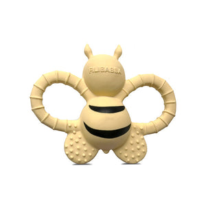 Bella the bee - naturgummi biteleke