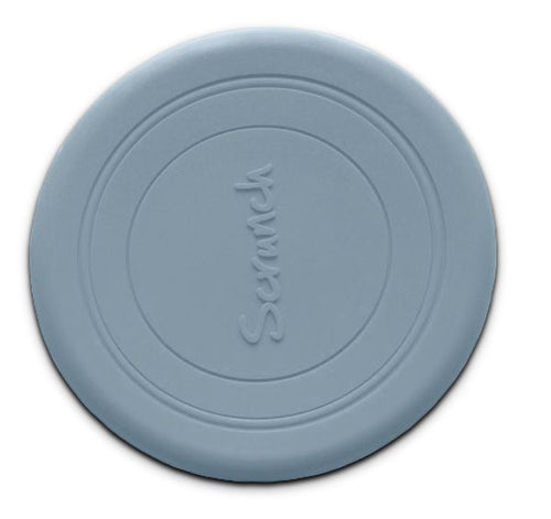 Scrunch Frisbee -Duck egg blue-