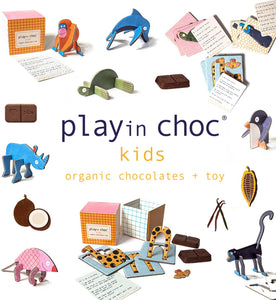 Play in choc «Kinderegg»
