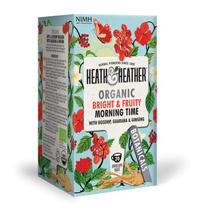 Heath & Heather økologisk te - God morgen-