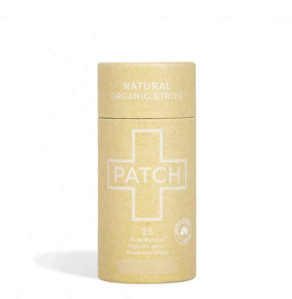 Nutricare patch plastfrie plaster- Naturelle