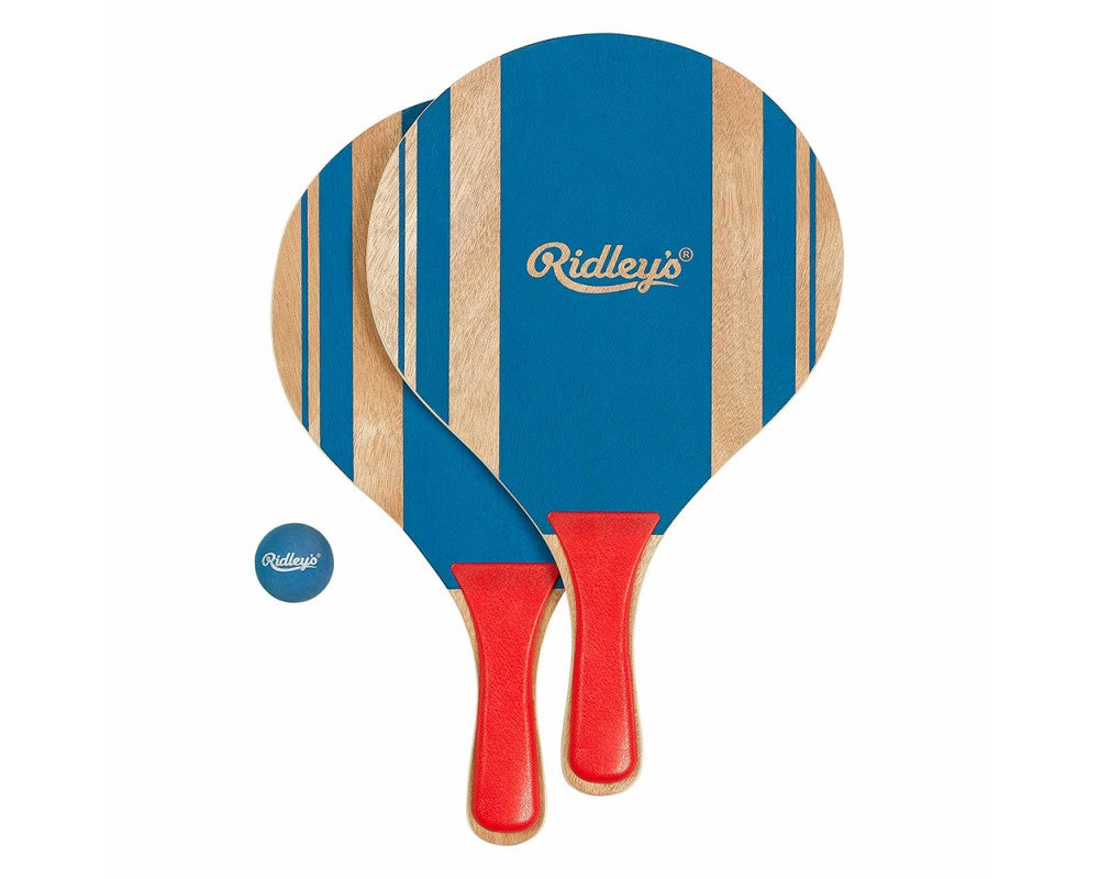Ridley's Racket og ball
